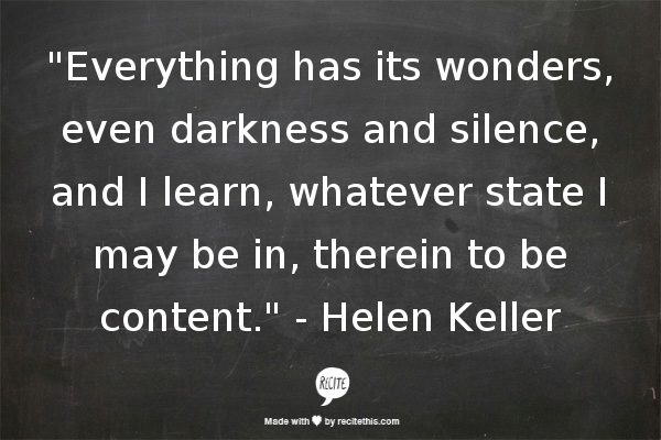 Twitter / ariannahuff: Another great quote from Helen ...