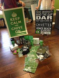 Wanna win some Chive swag? Join the Facebook page for your chance to win a green KCCO shirt @ChiveOnSarnia #KCCO http://t.co/LqPtQAbyZb