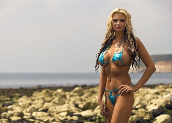 if you like my pic xx bigboobs blonde bikini