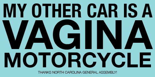 YES. #motorcyclevagina RT @agoets: @NCAbortionFund @lizziefin @Upworthy Ask, and you shall receive! http://pic.twitter.com/LlgQ1yOYrS