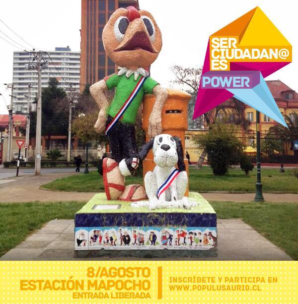 Thumbnail for #Populusaurio, la gran cumbre de la sociedad civil organizada
