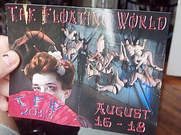 Yo @TFWEvents still went ahead w fucked up flyers & sent them out as promo. White woman as geisha & all. Ugh. pic.twitter.com/tWfQjEP2Q6