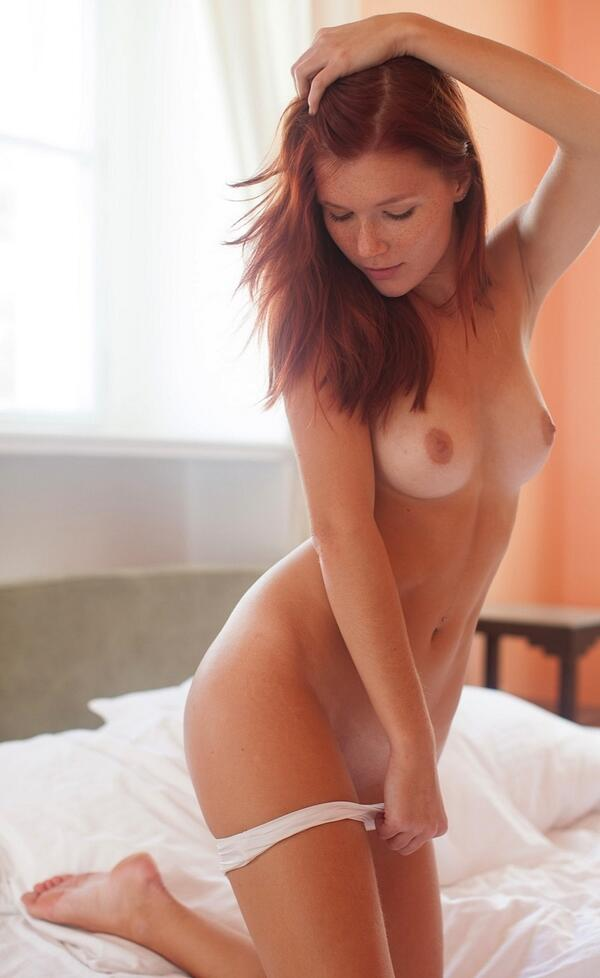 red headed latinas