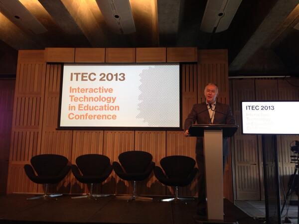 Thumbnail for ITEC 2013 - Take 2