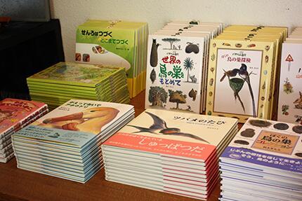 鈴木まもるさんの絵本