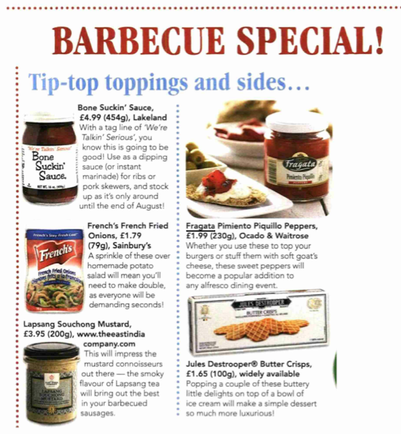 Have you spotted our pimiento piquillo peppers in this month's @EatInmagazine?! pic.twitter.com/lMXlujGhh7