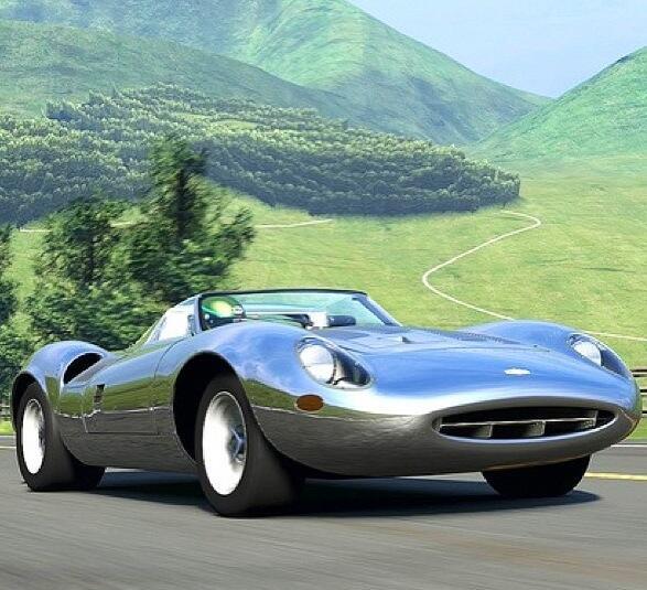 """JaguarPics on Twitter: """"Very rare 1966 # Jaguar XJ13 http ..."""