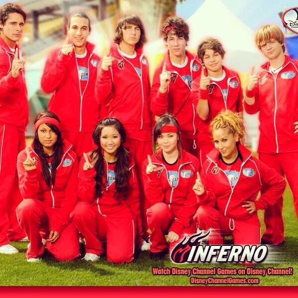 #TBT Disney Channel Games 2008 when the Inferno team won! #GoodTimes http://t.co/utFagntuia