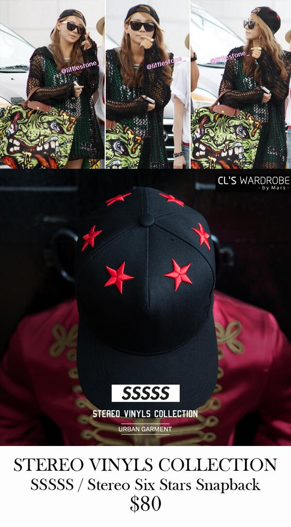 CL S WARDROBE on Twitter