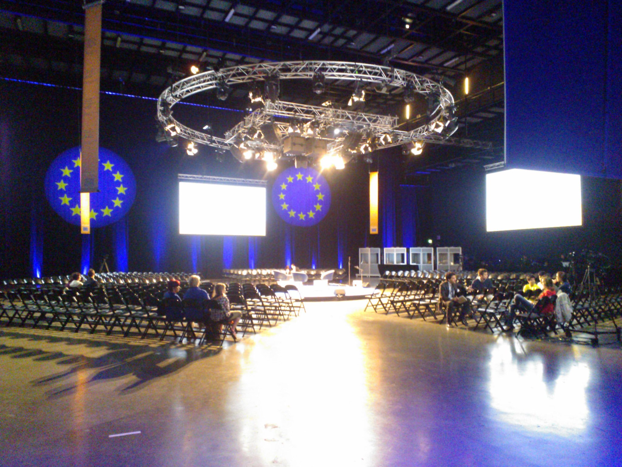 Twitter / jerryweyer: European Citizen Day in ...