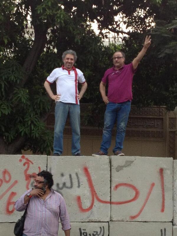صباح الخير من امام صور قصر الاتحادية السابعة صباحا http://pic.twitter.com/ktg63WpU94