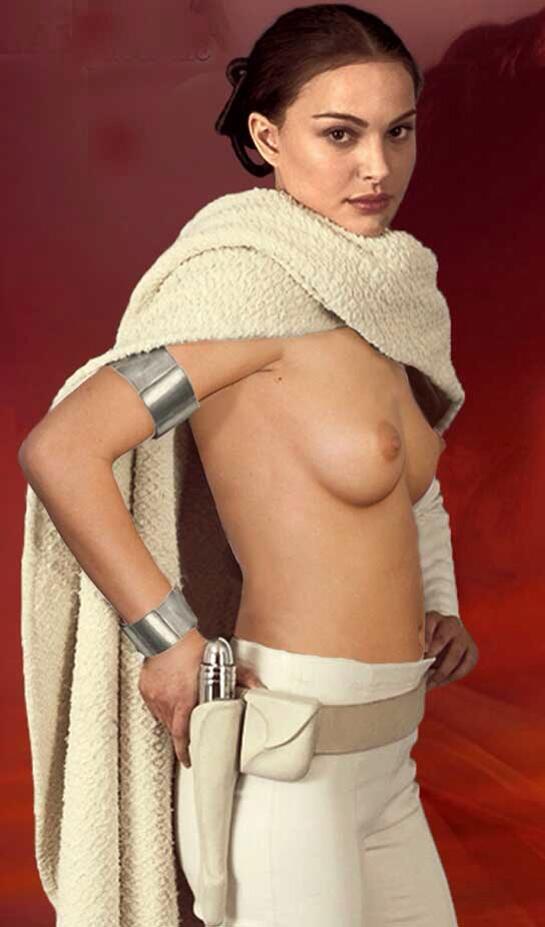 Natalie portman star wars porn — pic 7