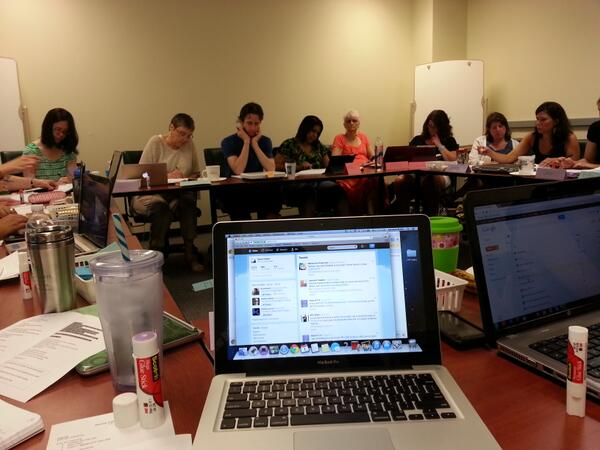 Writing into day one of #unccwp SI. Excited for what today begins! pic.twitter.com/6bfjXXhsZv