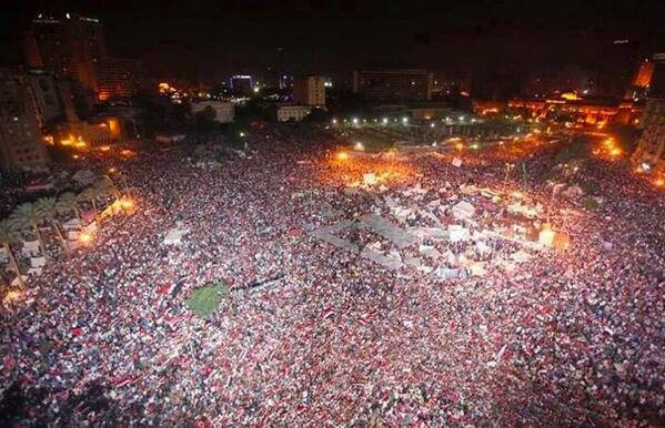 Place Tahrir 01/07/2013