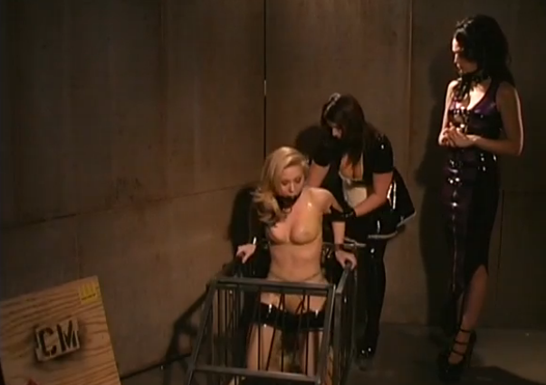 Femdom jerk off instruction