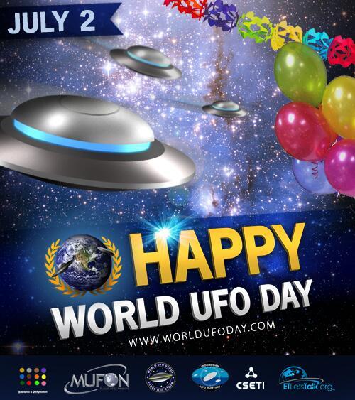 Картинки по запросу World UFO Day