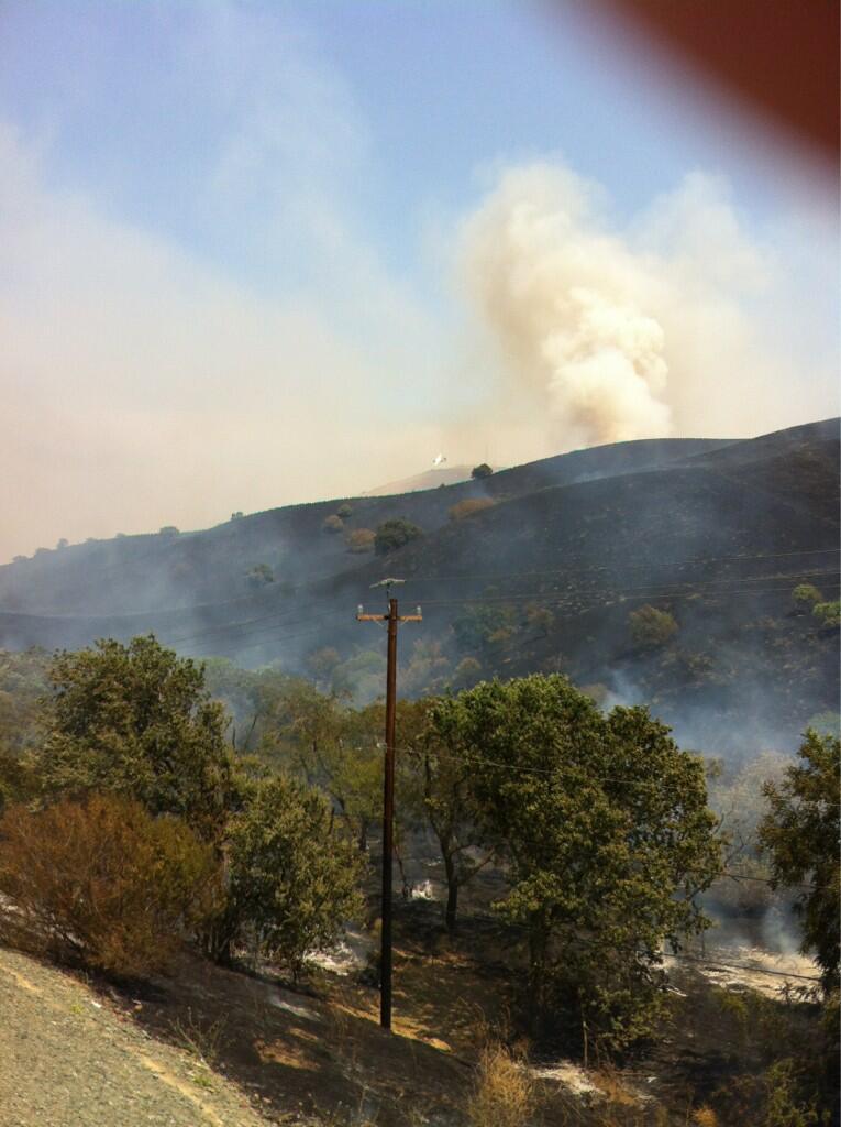 cfn - california fire news  scu