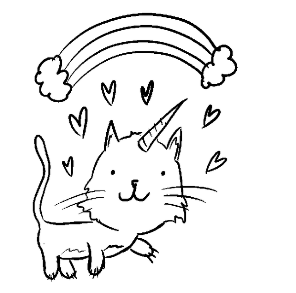 neil slorance on twitter a unicorn cat for fagin77 neildraws Cat Ad neil slorance on twitter a unicorn cat for fagin77 neildraws t co wlyzxaq7ev