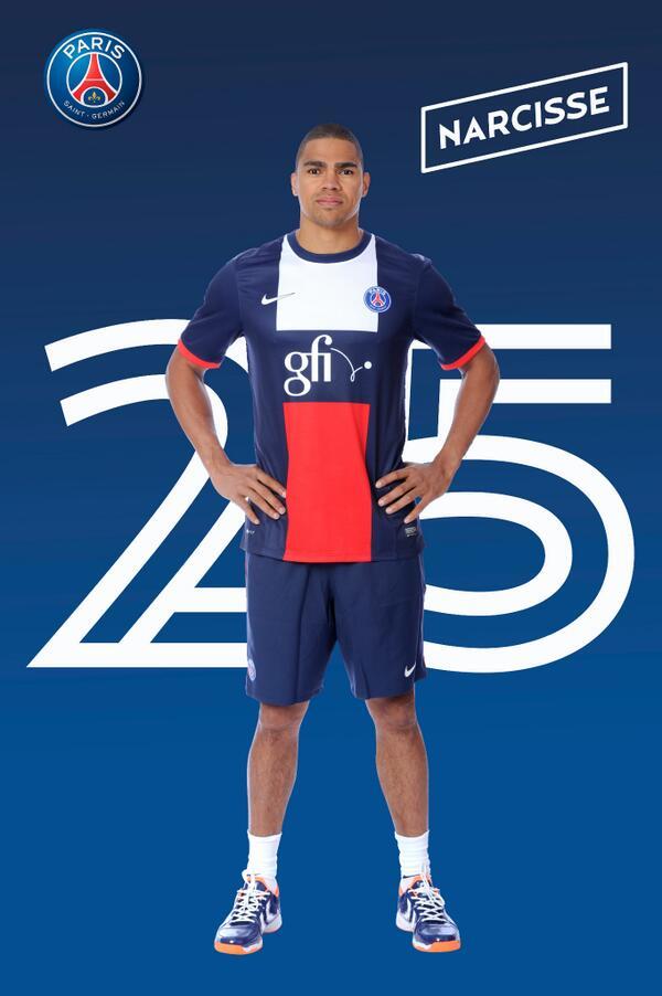 official photos 031c8 f2c98 PSG Handball on Twitter: