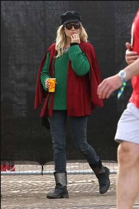 Twitter / hmnetherlands: #Spotted op #Glastonbury: Sienna ...
