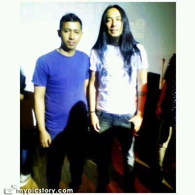 dedi iswandi on twitter bersama andry muhammad gitaris band mahadewa in rock clinic de luna mks http t co qakjqovz5m