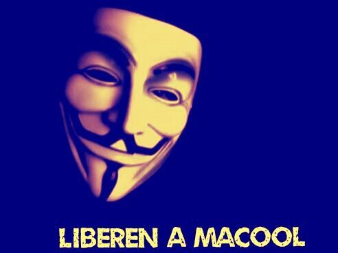 """@yali_loaiza: #liberenamacool Déjenlo hackear!! :) @macool @correapabloivan @Statick_ds pic.twitter.com/yoi2u9Wwo3"""