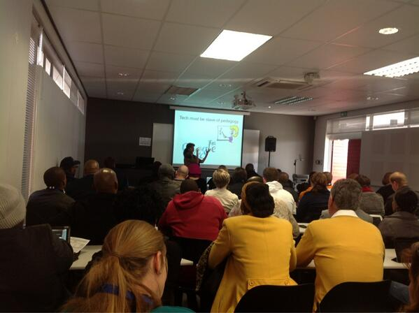 Thumbnail for SchoolNetSA Conference Bloemfontein - Day 2 Tweet archive #schoolnetsa