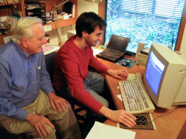 "Doug Engelbart, ""Father Of The Mouse"" And American Inventor, Passes Away At 88"