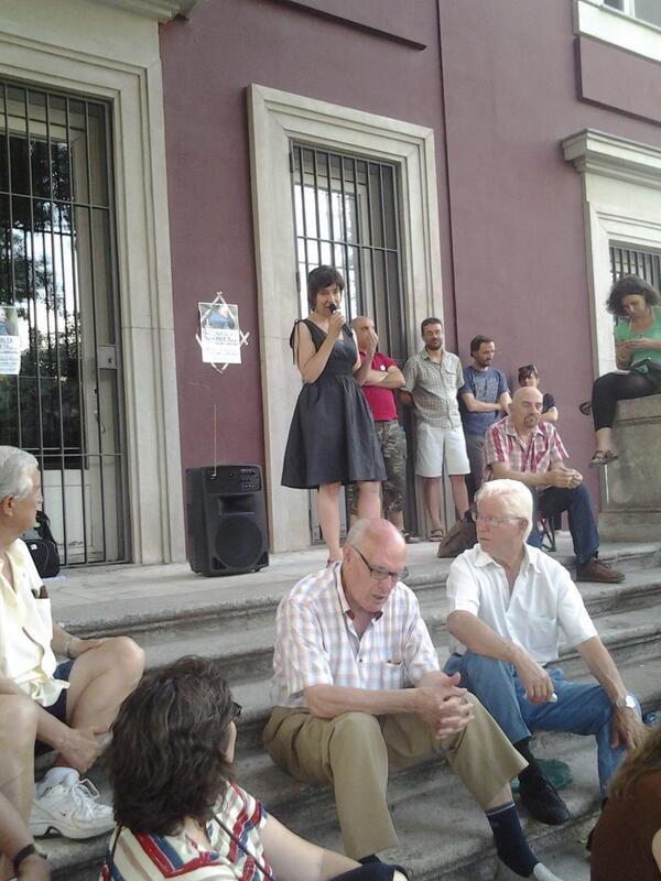 Debemos tomar nota de la dignidad del pueblo brasileño y salir a la calle contra los JJOO.El nuevo gran expolio pic.twitter.com/4oeHLEop2h