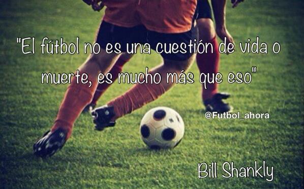 "Motivaciones Fútbol on Twitter: ""Fútbol !!! #Frases http://t.co ..."
