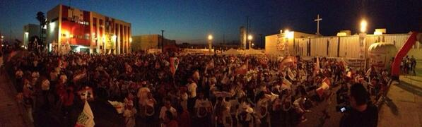 Muchas gracias a todos los que asistieron al Cierre de Campaña! #ElFuturoEsHoy #Mexicali http://t.co/kcAV3T3Na3
