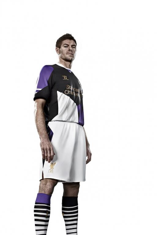 Confirmed! The new Liverpool 3rd kit is a hideous monstrosity (you have to see the socks!!!)