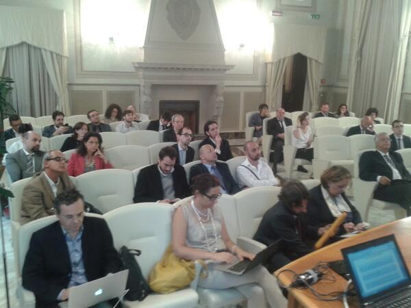 #incontroOGP con le associazioni a Palazzo Vidoni pic.twitter.com/557zpJeeMd
