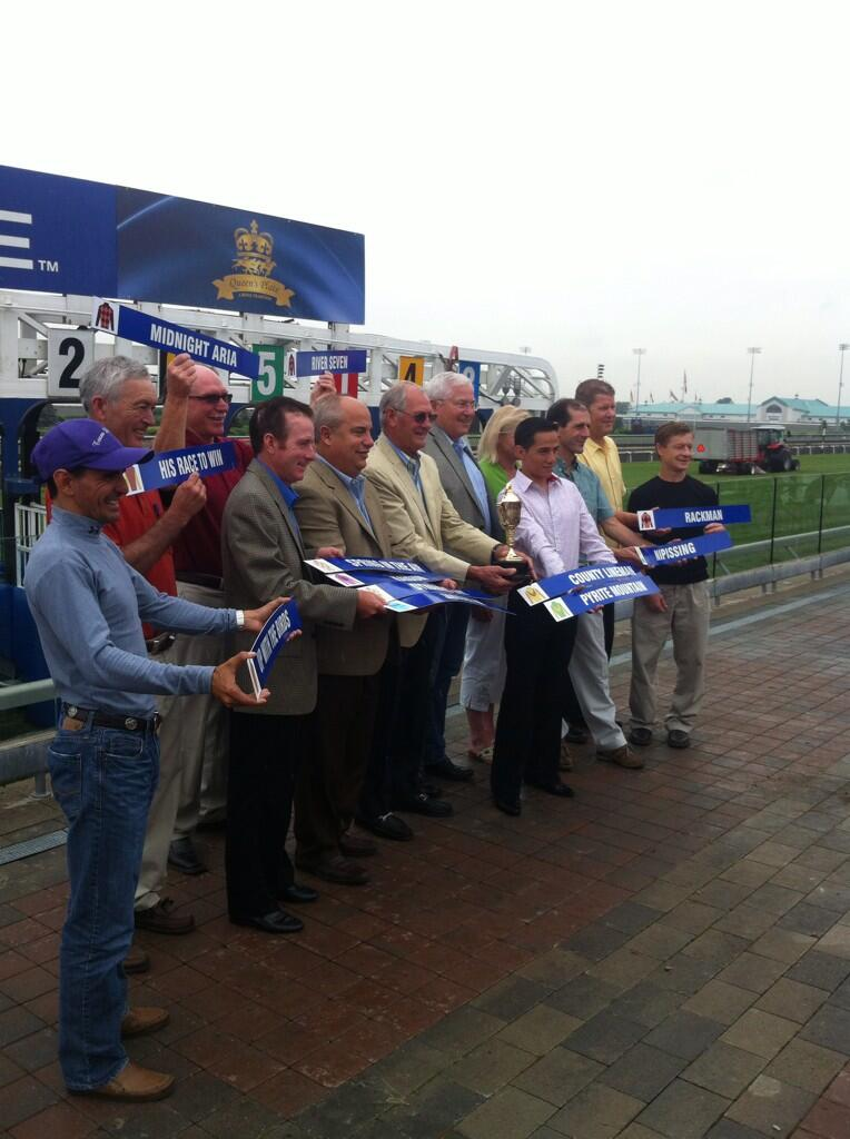 Twitter / TripleDeadHeat: Jockeys & trainers for ...