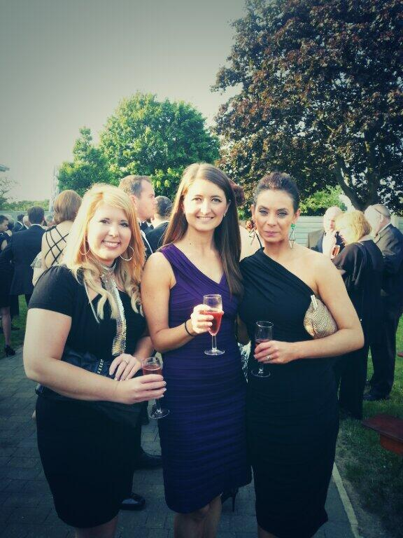 @junglepr ladies with the lovely Claire at the #EADTbizAwards http://t.co/L9JcB2rvbW