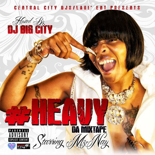 Errrry Body Listen Up: @MzNay414: MY MIXTAPE IS #HEAVY I DID IT AGAIN!!! #ChicChoppa #TRSC http://t.co/7Wgje9E24a #555 Follow #FC3Family