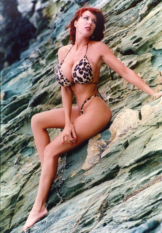 a Fantasia bikini in