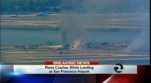 .@KTVU has a helicopter up over the SFO plane crash. Watch live: ktvu.com/videos/news/kt… pic.twitter.com/IZCVt2fGZr