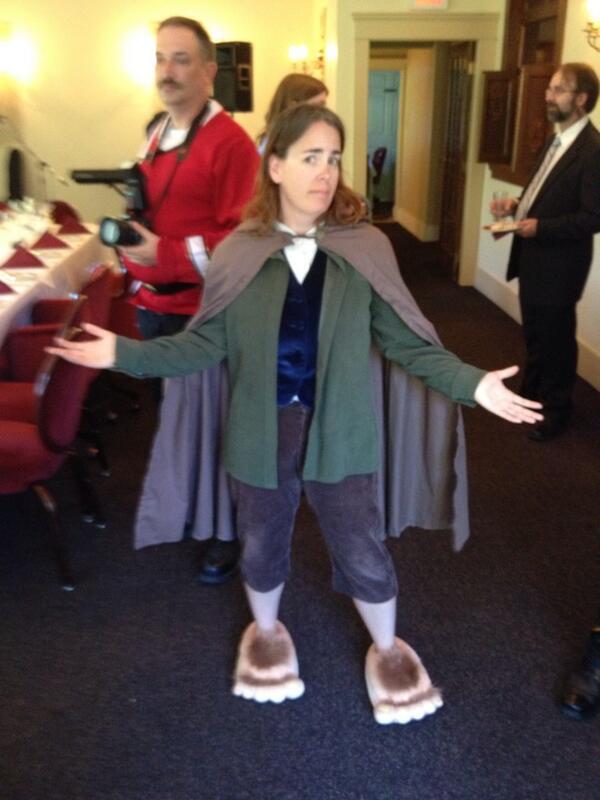 Hobbit!! http://t.co/LRyewEsIeF