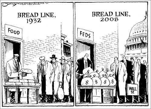 Modern-day bread lines http://t.co/heQ6nneiX8
