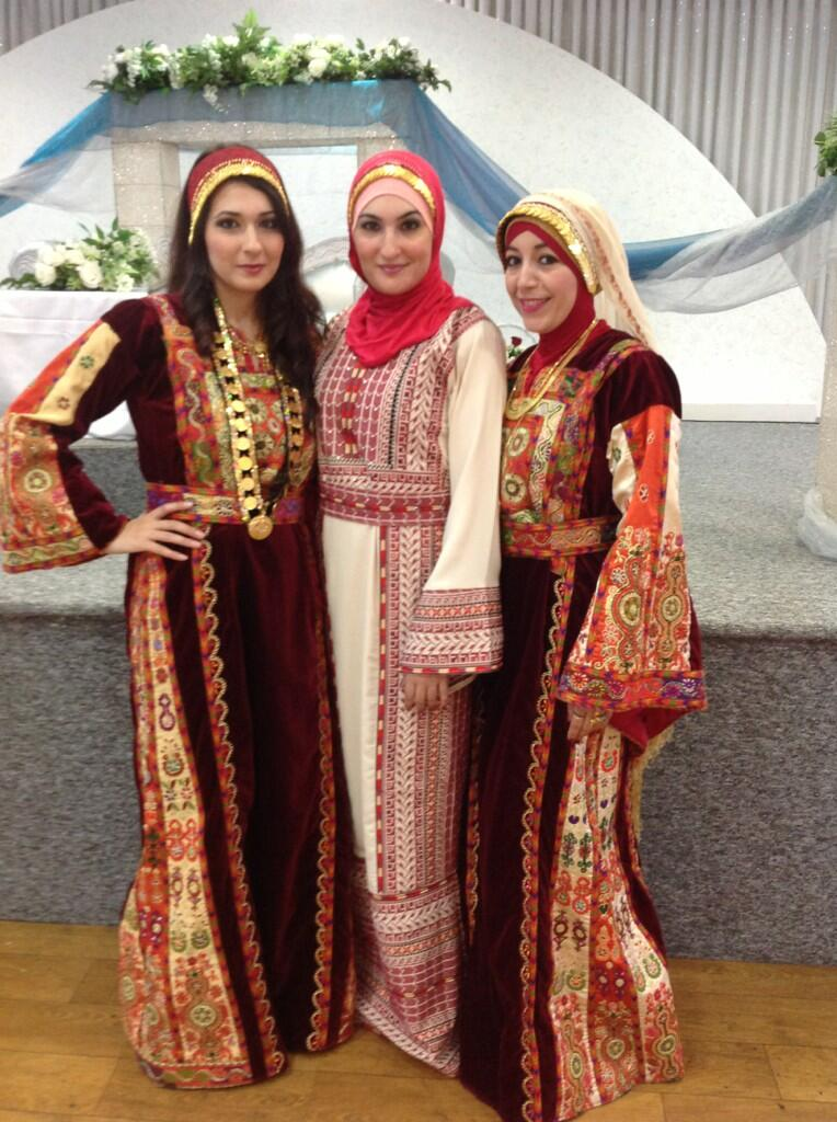 Lebanese Women Traditional Clothing
