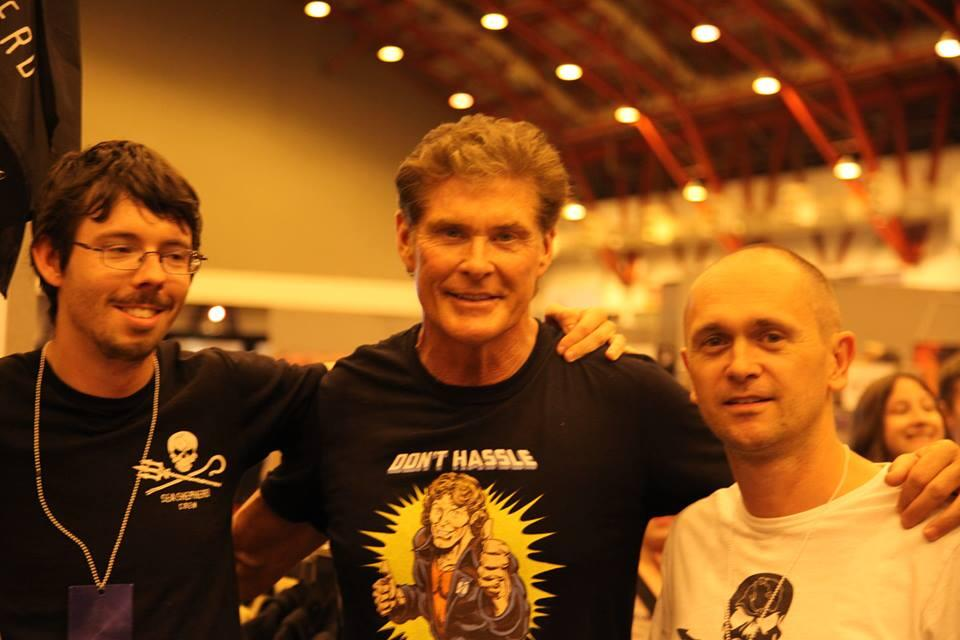 Twitter / SeaShepherd: **It's the HOFF!!** ...
