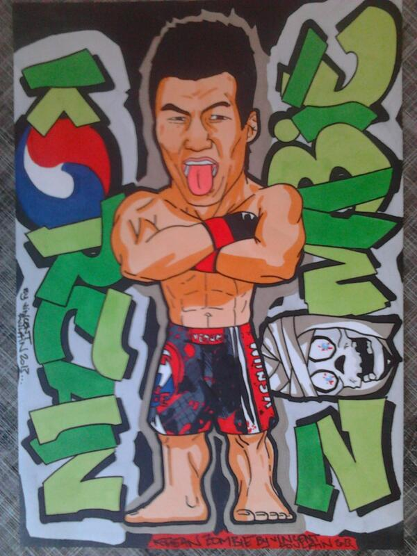 "@KoreanZombieMMA @ufc @Vincenthury @Venumfight @AndreVenum http://t.co/RxqYLI900O"" this draw is one of my favoriete :-)"