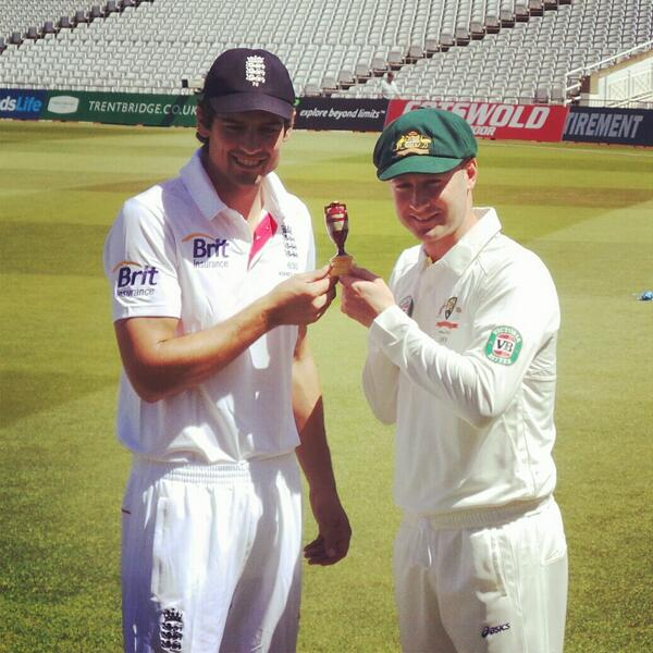 England v Australia! Ashes live cricket streaming: Watch the Trent Bridge 1st Test (July 10 14)