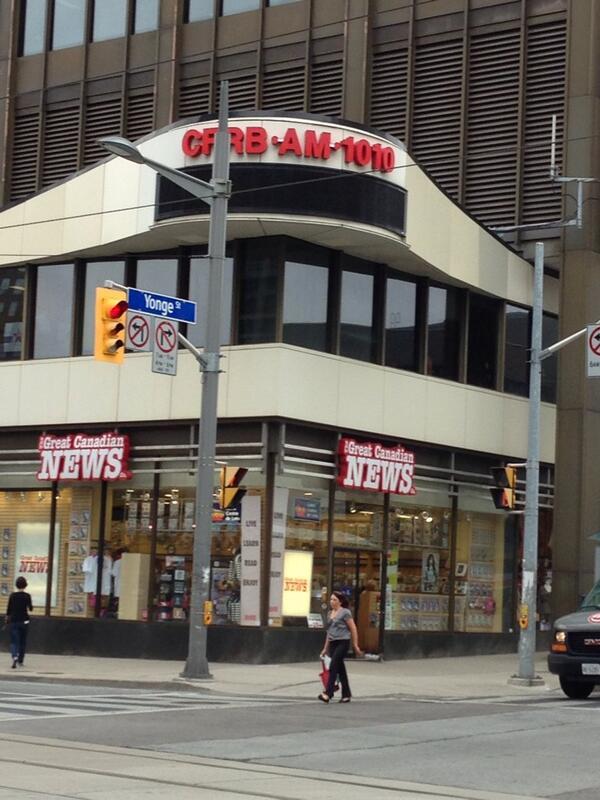 Where Toronto gets its daily injections of stupid. @jerryagar1010 #FoBroSho #TOpoli pic.twitter.com/P6BgFcw9Lf