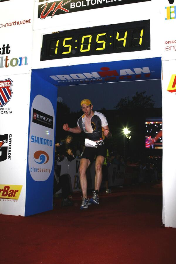 @richarddeitsch single best moment of my life, finishing ironman after being diagnosed with allergy to EXERCISE! pic.twitter.com/VXqv3gRZAa