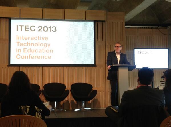 Thumbnail for ITEC 2013 - Take 1