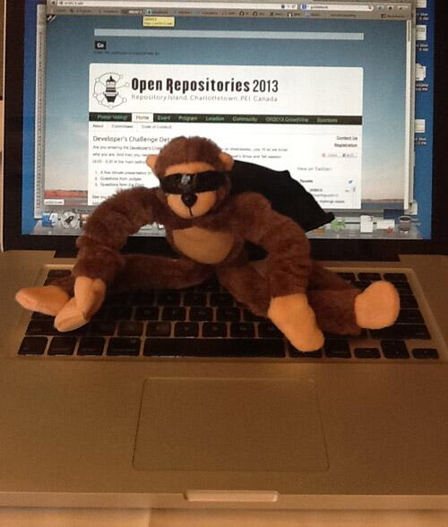 Thumbnail for Open Repositories 2013 - Day Three - Wednesday