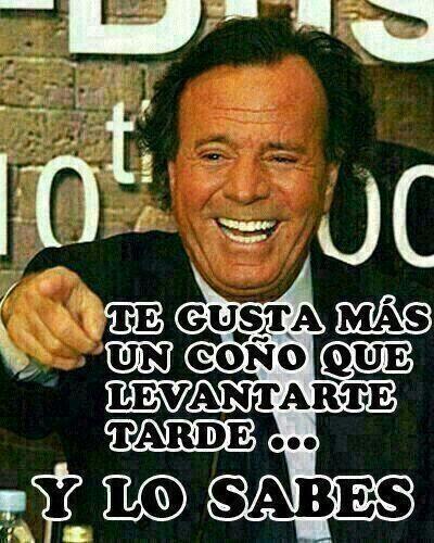Julio Iglesias es rock and roll BP1guG7CQAE3sio