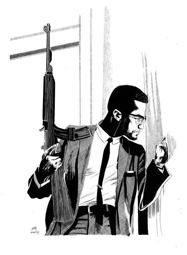 assassination of malcolm x essay